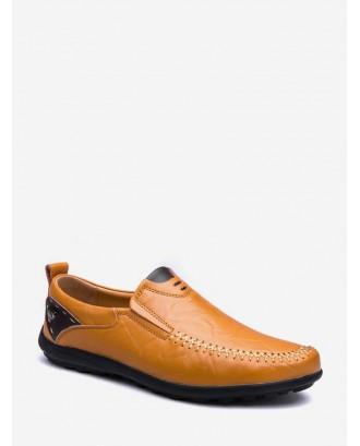 Moc Toe Slip On Doug Shoes - Yellow Eu 39