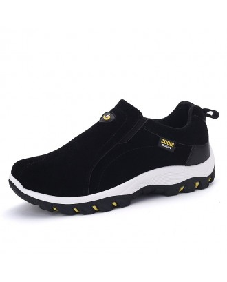 Outdoor Activities Durable Casual Shoes - Black Eu 40