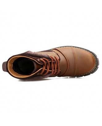 Casual Sports Men Boot - Brown Eu 43